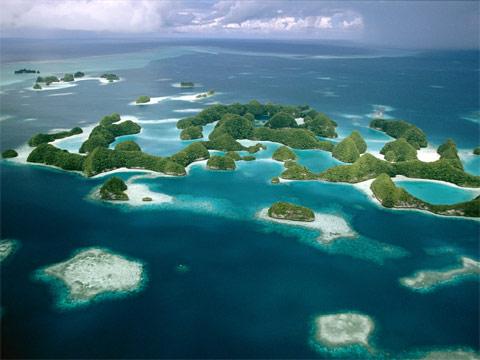 帕劳群岛(Palau)