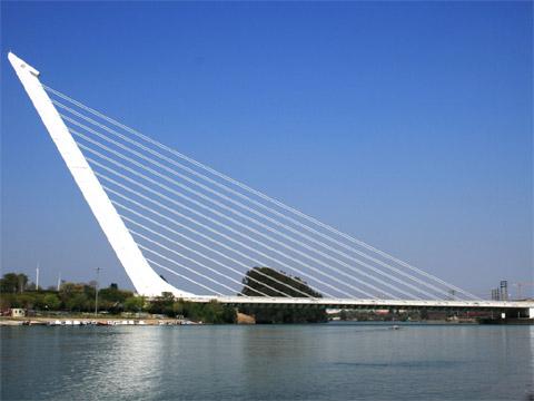 西班牙塞维利亚:阿拉米略桥