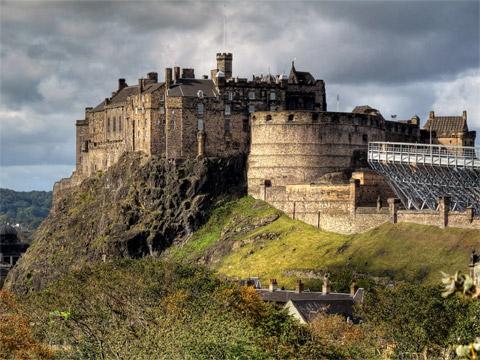 苏格兰爱丁堡