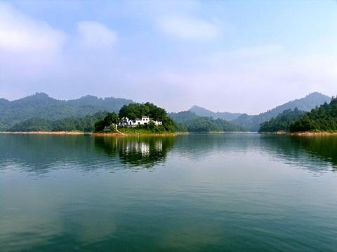 安徽太平湖