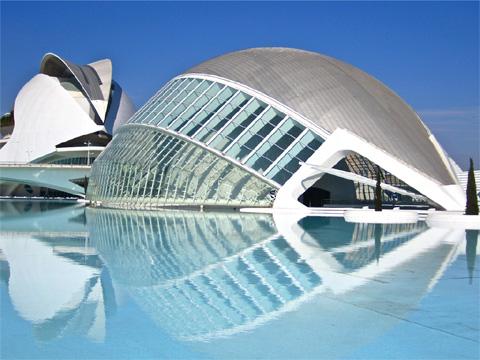 西班牙索菲亚王后艺术歌剧院