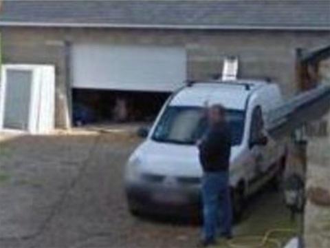谷歌街景误拍法国男子小便遭索赔