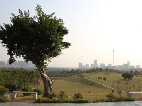 深圳大沙河公园