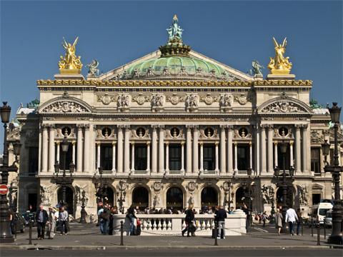 法国巴黎歌剧院