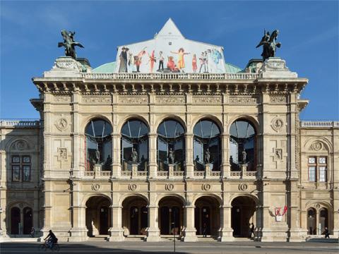 奥地利维也纳国家歌剧院