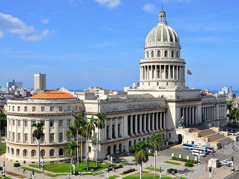 古巴哈瓦那国会大厦