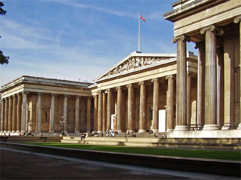 英国大英博物馆