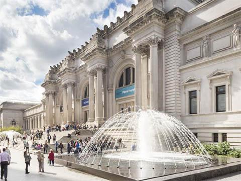 美国纽约大都会博物馆