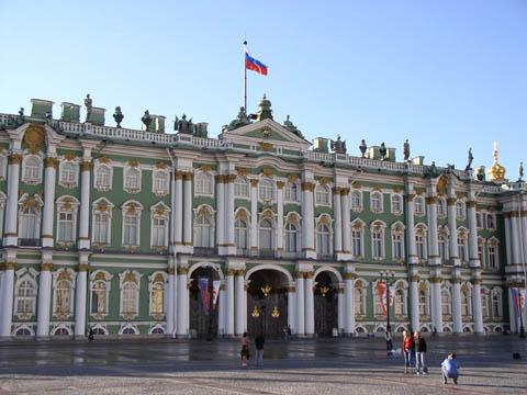 俄国冬宫博物馆