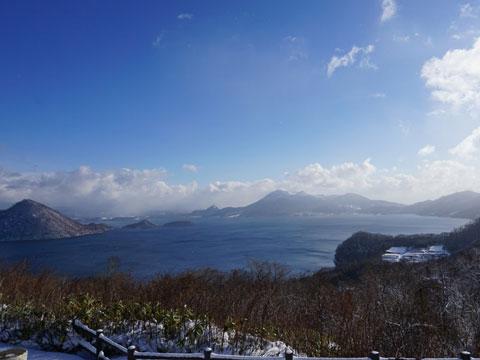日本洞爷湖展望台