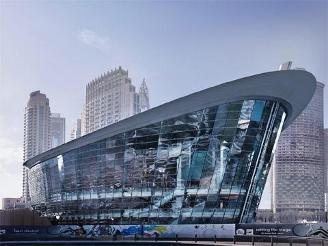 阿联酋迪拜迪拜歌剧院