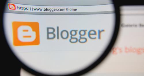 Google Blogger新增自定义部件