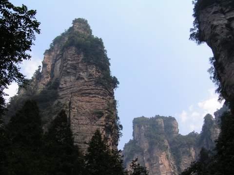 陈佐博客之湖南张家界游记 张家界旅游 第8张