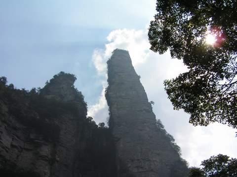 陈佐博客之湖南张家界游记 张家界旅游 第9张