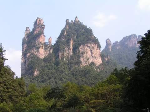 陈佐博客之湖南张家界游记 张家界旅游 第20张