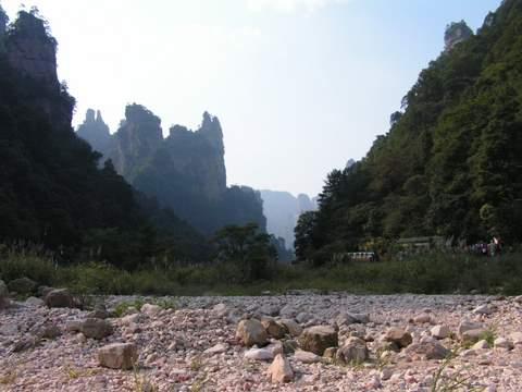 陈佐博客之湖南张家界游记 张家界旅游 第24张