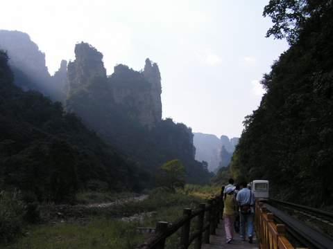 陈佐博客之湖南张家界游记 张家界旅游 第25张