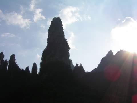 陈佐博客之湖南张家界游记 张家界旅游 第26张