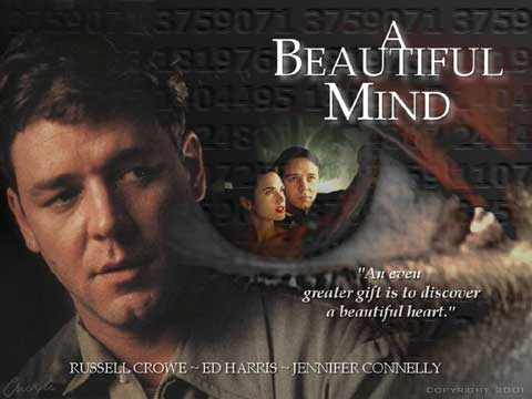 A Beautiful Mind 《美丽心灵》