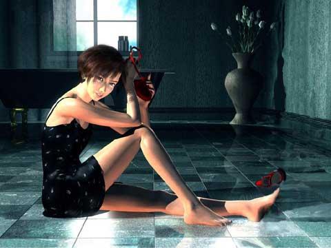 美女图片 孙尚香/孙尚香在三国中是刘备的妻子,在游戏中也武义非凡,非常可爱。...