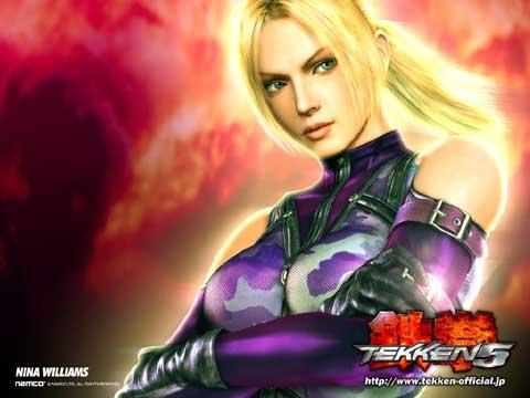 十大最佳PS2游戏美女图片