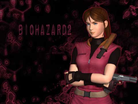 Claire Redfield(克莱尔)