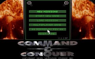 《命令与征服1》英文版