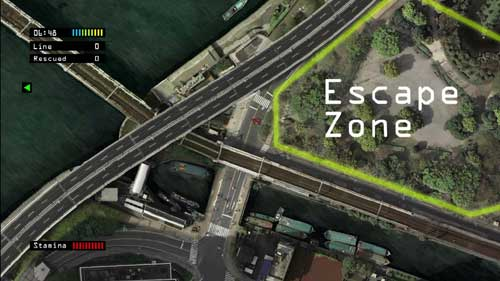 SONY PS3游戏机上的Google Earth游戏