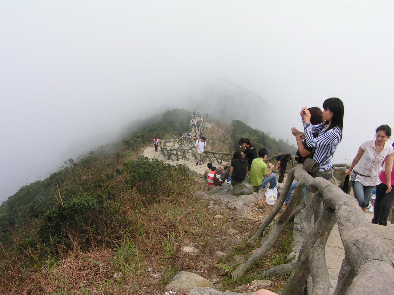 深圳梧桐山风景区1日游(纯玩)