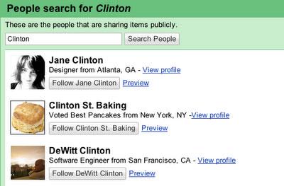 搜索和跟随其他用户