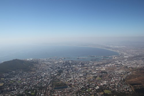 南非之旅:桌山 - 月光博客 - 月光博客