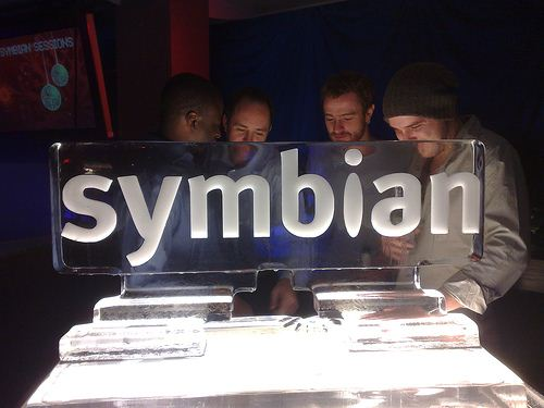 Symbian的开源网站关闭