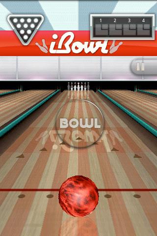 手指保齡球(iBowl)