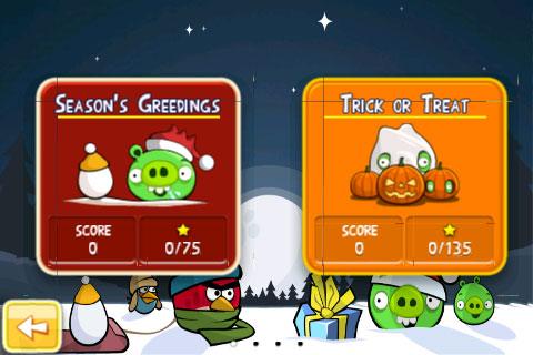 憤怒的小鳥季節版(Angry Birds Season)