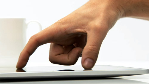 如何创造性使用手势操作