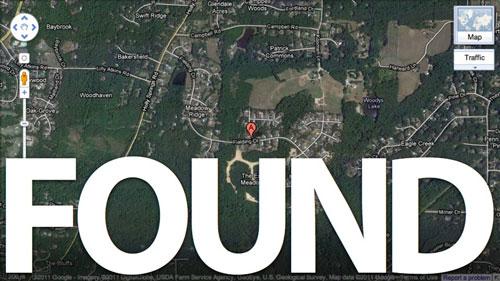 谷歌地图历史记录帮助警方抓捕罪犯