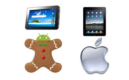 Android平板是否能击败iPad