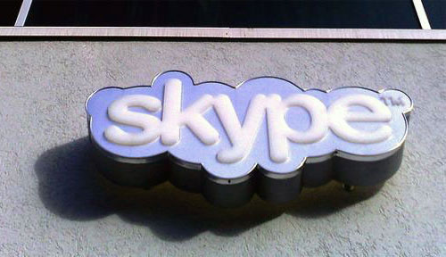 微软的Skype