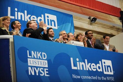 LinkedIn是否开启了互联网泡沫四溢的2.0时代?