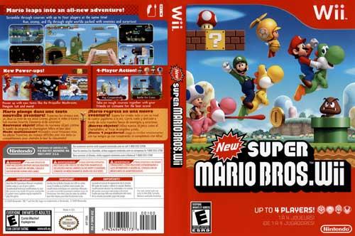 十大最佳Wii游戏推荐