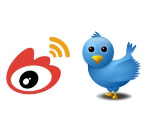 Twitter vs 新浪微博