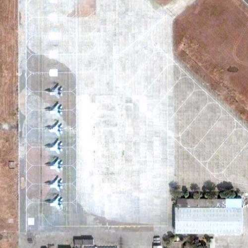 Google卫星图片吓坏了印度