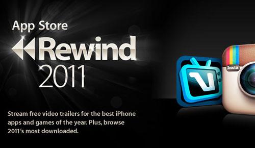 苹果公布2011年度最佳iOS应用(转载) - 800bu - {800Bu}