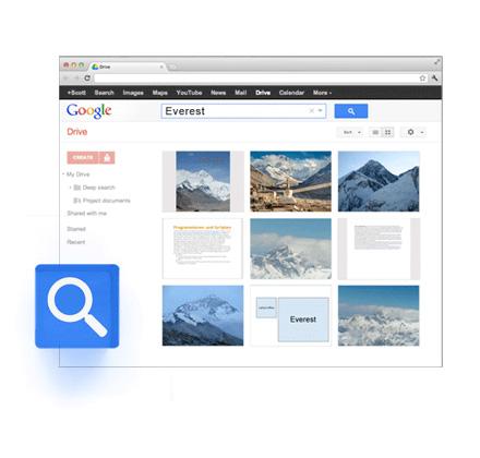 谷歌正式推出Google Drive
