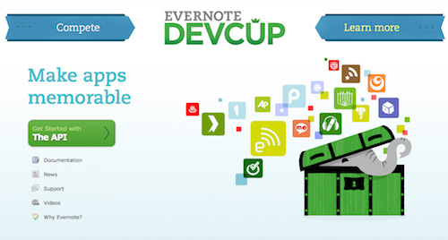 Evernote使用记录:百年创业者
