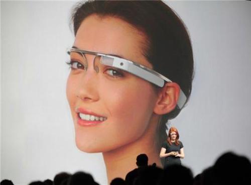 谷歌眼镜Google Glass