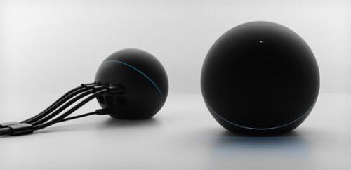 谷歌Nexus Q播放器