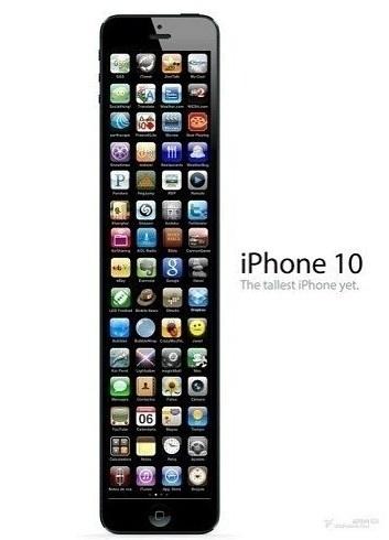 iPhone5令人绝望谁之度过