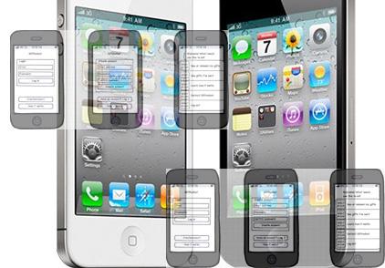 iPhone-UX/UE