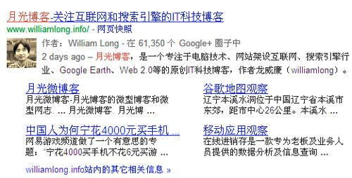 Google丰富网页摘要教程